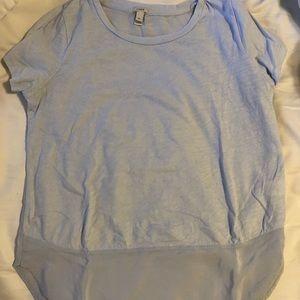 JCrew Light Blue T Shirt